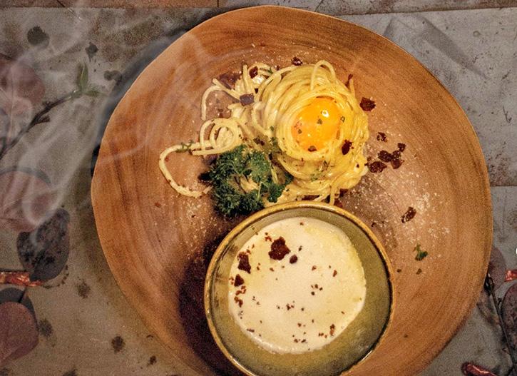 Ruscello Café อร่อยสไตล์วินเทจโรมันใจกลางชลบุรี
