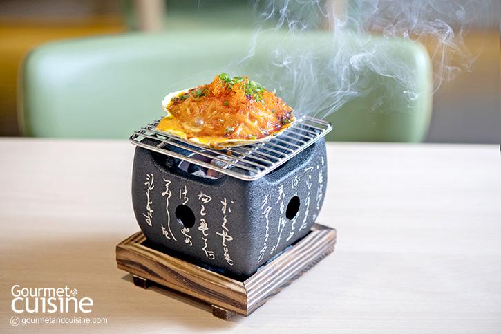 """Bonsai Japanese Restaurant"" อร่อยกับเทปันยากิจานร้อนแห่งซอยหลังสวน"