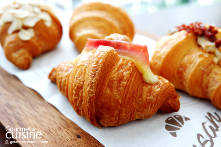 House of Susan Croissant บ้านหลังอบอุ่นของคนรักขนมอบโฮมเมด