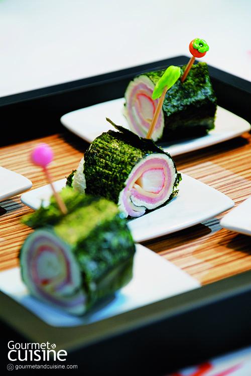 1. แซนด์วิชมากิ (Sandwich Maki)