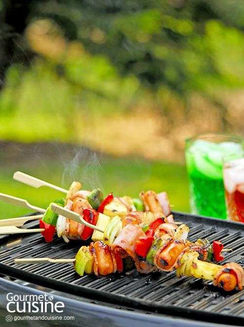 บาร์บีคิว (Barbecue)
