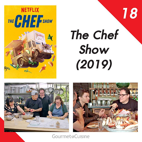 The Chef Show (2019-)