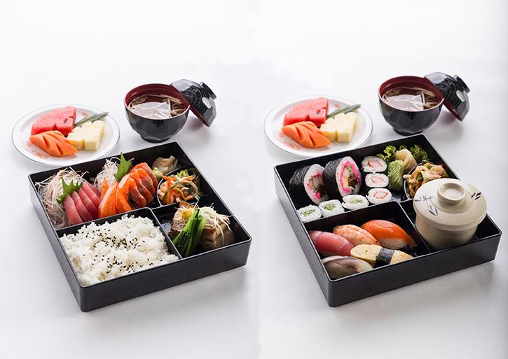 """อิ่มอร่อยไม่รู้เบื่อได้ทุกวันกับ """"ชุดอาหารญี่ปุ่นสไตล์เบนโตะ""""  พร้อมเสิร์ฟความอร่อยเดลิเวอรี่ส่งตรงถึงบ้าน"""