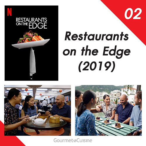 Restaurants on the Edge (2019)