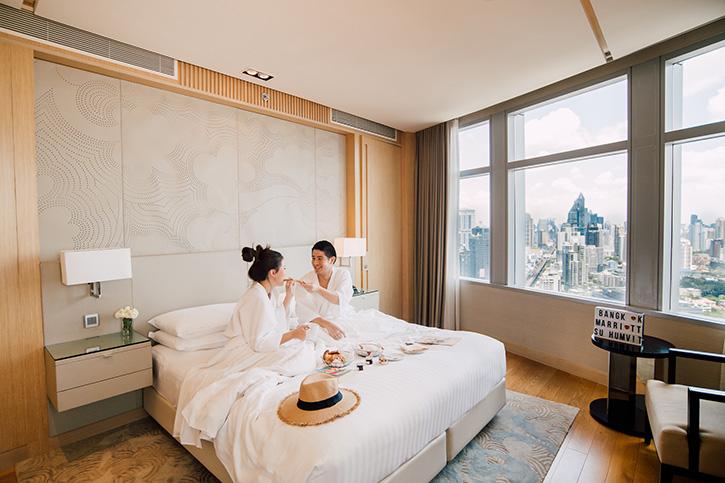 โรงแรมแมริออท กรุงเทพฯ สุขุมวิทมีความยินดีนำเสนอแพ็คเกจ Stay for Free สำหรับการจองและเข้าพัก