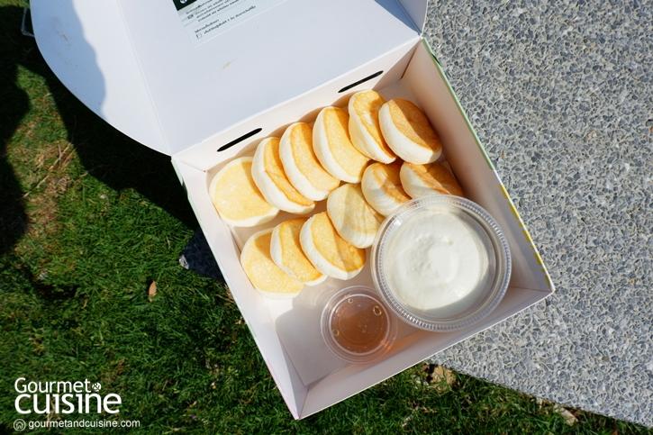 mini Premium Pancakes