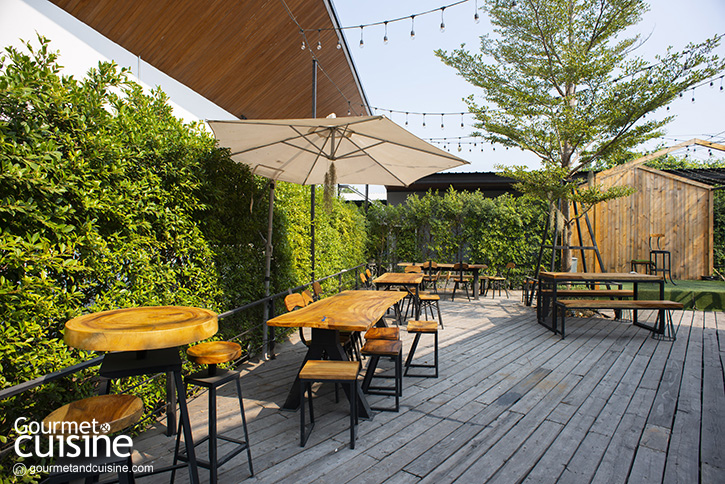 Makvid Café & Bistro จุดนัดพบใหม่ของสายกินย่านดอนเมือง