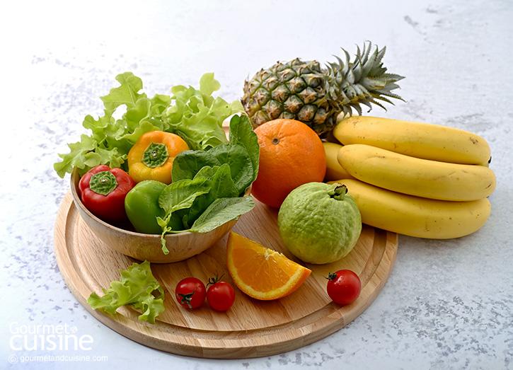 การกินอาหารในรูปแบบของ 2:1:1 ไร้พุง ลดโรค