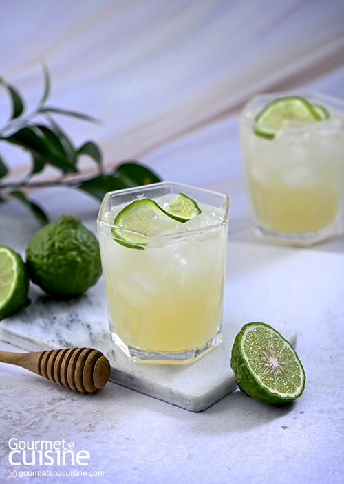Kaffir Limecello Cocktail