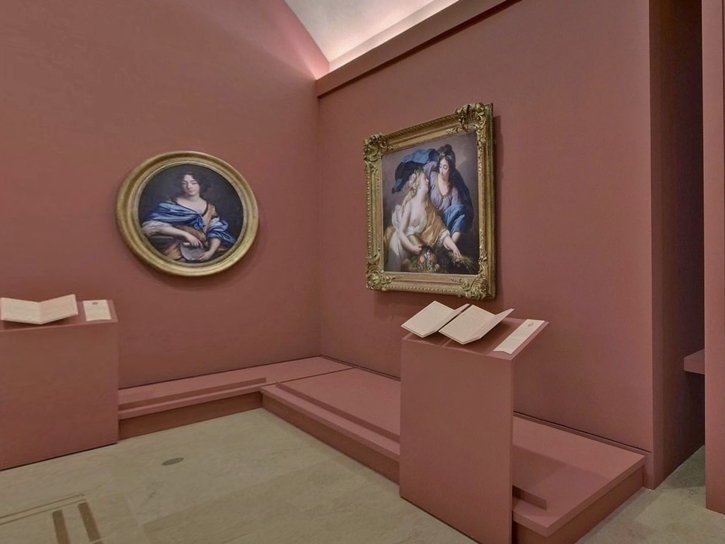พิพิธภัณฑ์ลูฟวร์ (Louvre Museum) ประเทศฝรั่งเศส