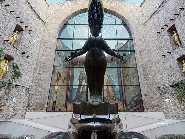 โรงละครและพิพิธภัณฑ์ดาลี
