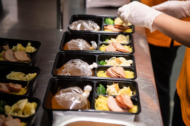 อาหารแห่งความห่วงใย จากทีมเชฟโรงแรมแมนดาริน โอเรียนเต็ล กรุงเทพฯ