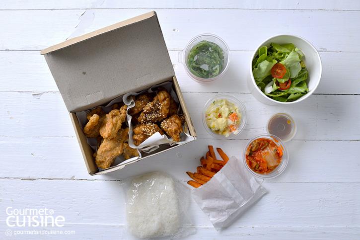 Chicken ZEN ไก่ทอดสูตรลับ ฉบับเซ็น รวมความอร่อยทุกแบรนด์ไว้ที่เดียว