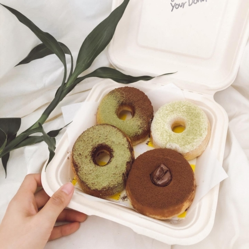 Donut Kinn by Punpang BKK
