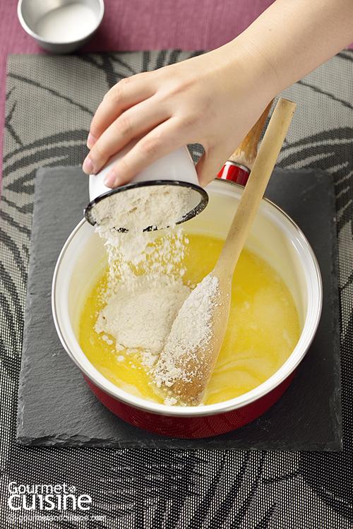 ทำชูร์โรส์ให้อร่อยและทำได้ง่ายที่บ้าน