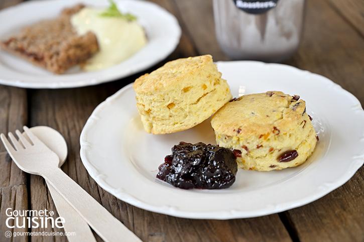 Sunny Bear Coffee Roasters คาเฟ่ของคนรักกาแฟและขนมปังแฮนด์คราฟต์