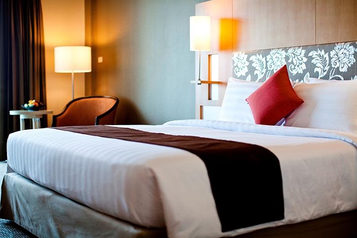 โรงแรมรอยัลปริ๊นเซส หลานหลวง กรุงเทพฯ