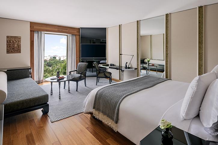 โรงแรมสุโขทัย กรุงเทพฯ