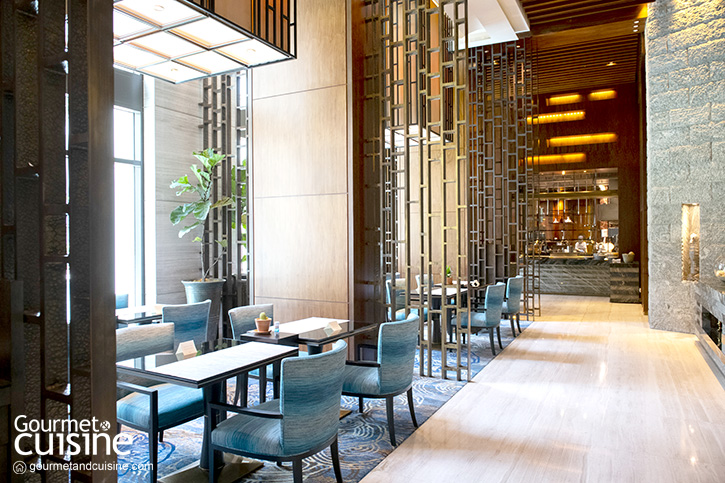 ALATi : สัมผัสประสบการณ์อาหารเมดิเตอร์เรเนียนที่โรงแรมสยามเคมปินสกี้ กรุงเทพฯ