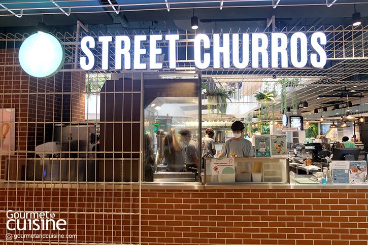 Street Churros : คาเฟ่ชูโรสสุดน่ารักจากเกาหลีมาปักหมุดแล้วที่เซ็นทรัลเวิลด์