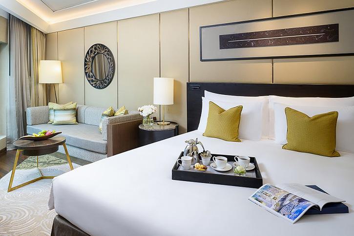 โรงแรมสยามเคมปินสกี้ กรุงเทพฯ เสนอแพ็คเกจห้องพักสเตเคชั่นสุดพิเศษ  'สเตย์ อิน สไตล์' (Stay in Style)