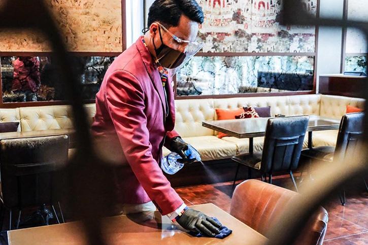 """ยกระดับ """"นิว นอร์มอล"""" เพิ่มความมั่นใจมากขึ้นให้กับทุกท่าน โรงแรม โฮเต็ลอินดิโก้ กรุงเทพฯ ถนนวิทยุ"""