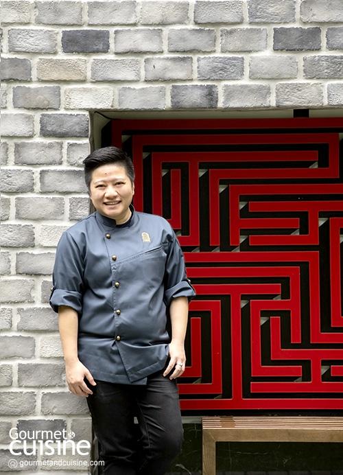 Maze Dining ไฟน์ไดนิ่งร้านใหม่ของเชฟเมย์ Top Chef Thailand