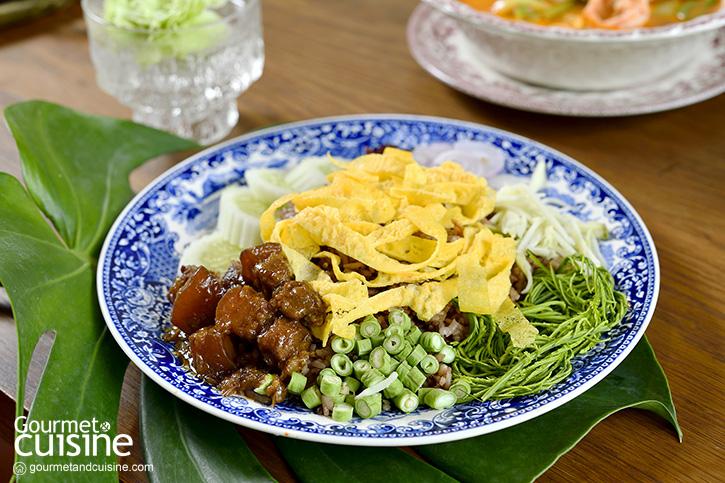 """""""กิน อยู่ ได้ at สามเสน"""" อิ่มเอมใจกับอาหารไทยสุดคลาสสิกใจกลางสามเสน"""