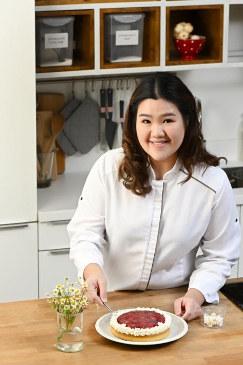 CChou Chouu ชูครีมแป้งกรอบไส้แน่นดีต่อใจ ก้าวใหม่ของเชฟสาวมือรางวัล