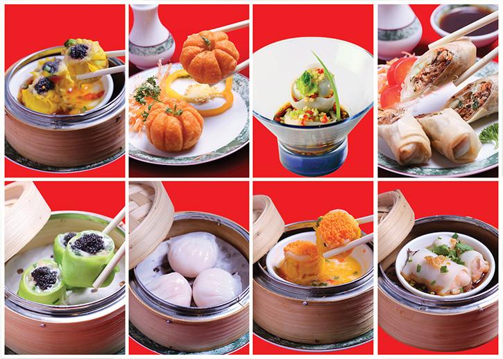 โปรวันแม่กับติ่มซำมื้อกลางวันที่ห้องอาหารจีนไดนาสตี้   โรงแรมเซ็นทาราแกรนด์ฯ เซ็นทรัลเวิลด์