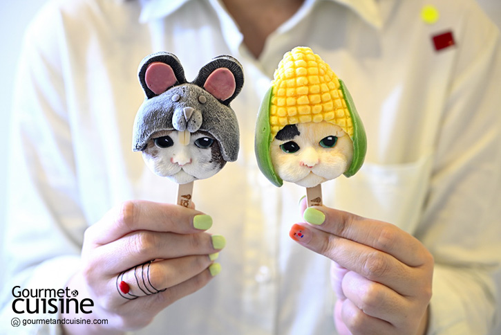 หวานเย็นชื่นใจกับไอศกรีมไอเดียเก๋ @ IceDEA