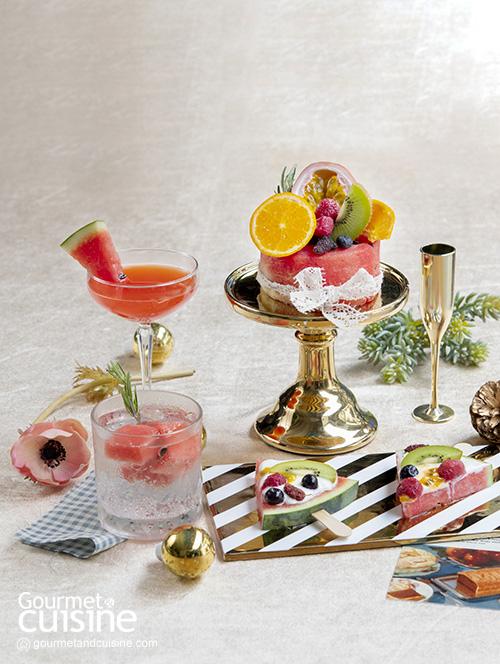 Watermelon Party หยิบจับสิ่งง่ายๆ รอบตัวมาสร้างเป็นปาร์ตี้เล็กๆ