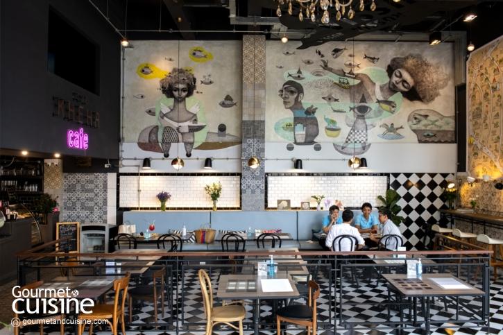 The Kheha Café คาเฟ่อาร์ติสต์ที่เป็นมิตรกับทุกคนบนถนนบำรุงเมือง