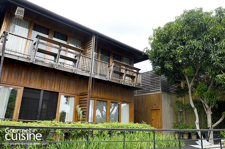 CHANN Bangkok-Noi โรงแรมริมคลองบางกอกน้อยกับคาเฟ่โดย Arch