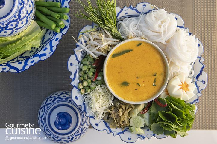 ชมอรุณ ร้านอาหารไทยบรรยากาศดีริมน้ำย่านท่าเตียน