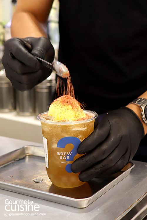 """Brew Bar"" ร้านชาสุดเก๋แห่งเซ็นทรัลลาดพร้าวเจ้าของสโลแกน #ไม่เคยชาแบบนี้มาก่อน"