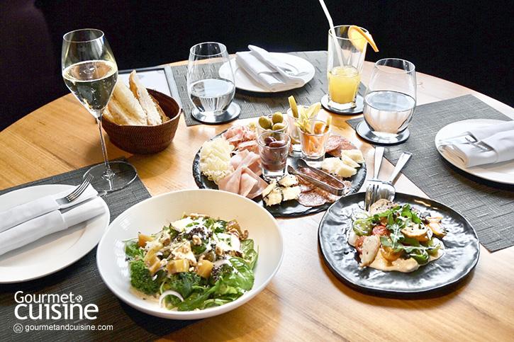 Pasta e Basta ชวนมา D.I.Y พาสต้าเส้นสดจานโปรดที่ Riedel Restaurant & Wine Cellar