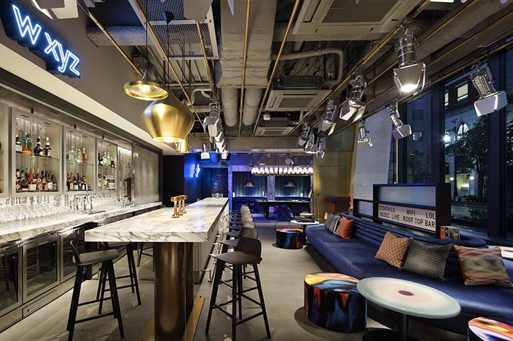Aloft Tokyo Ginza โรงแรมเปิดใหม่ใจกลางกินซ่าสำหรับนักเดินทางเจนใหม่