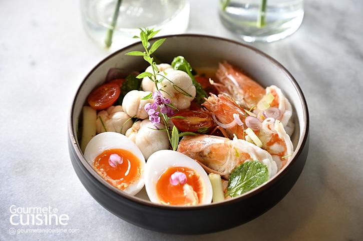 """""""ท่าอรุณ"""" (Tha Arun) ร้านอาหารไทยทวิสต์ริมน้ำเจ้าพระยาที่มาพร้อมคอนเซ็ปต์ """"เห่อฝรั่ง"""""""