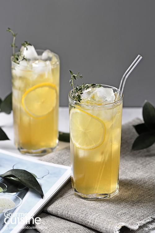 Yuzu Iced Tea