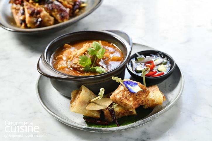 ชวนชิมอาหารไทยมื้ออร่อยที่น่าจดจำ @Chon Thai Restaurant ณ โรงแรมเดอะสยาม