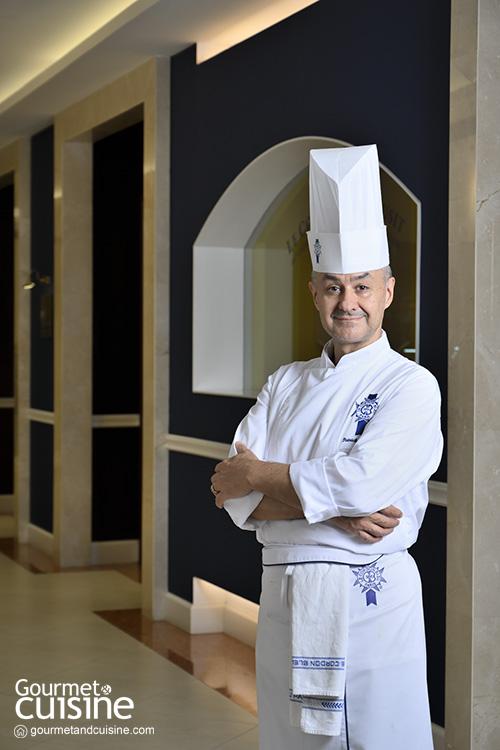 เชฟแพทริก โฟร์เนส (Patrick Fournes) Cuisine Chef Instructor