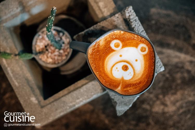 Ground Coffee คาเฟ่ย่านสาทรที่คนรักกาแฟต้องตามมาเช็คอิน