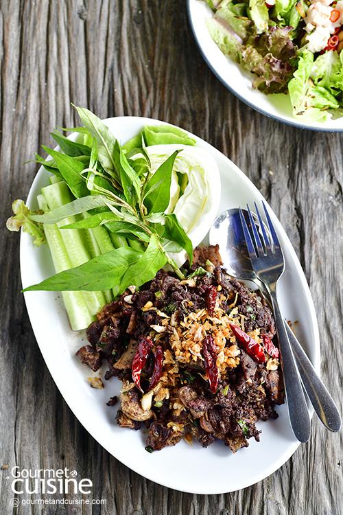 Bamboo Yai (แบมบูใหญ่) ร้านอาหารสุดชิลล์แห่งใหม่ย่านหนอกจอก