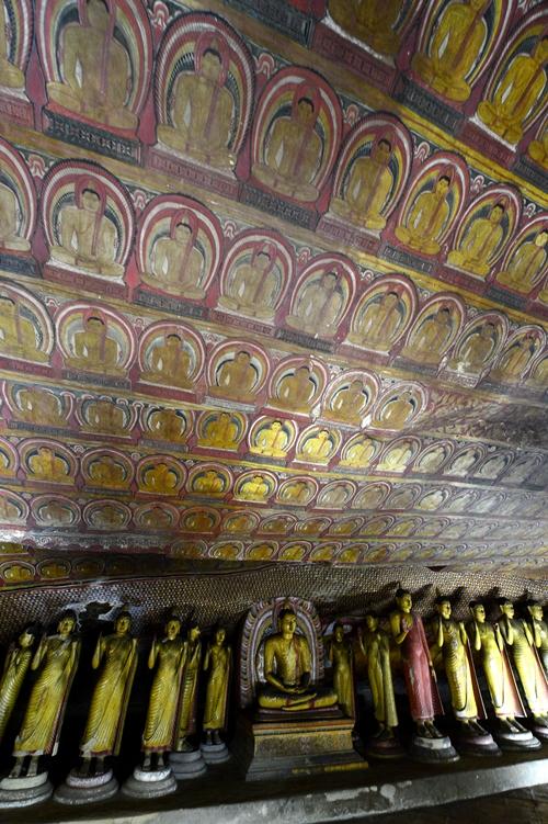 """มหัศจรรย์ถ้ำแห่งศรัทธา """"Dambulla Cave"""""""