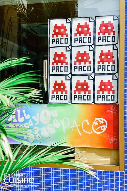 รสชาติของศิลปะสุดเฮลท์ตี มาชิมสมูทตีโบว์ลที่ Paco Bangkok