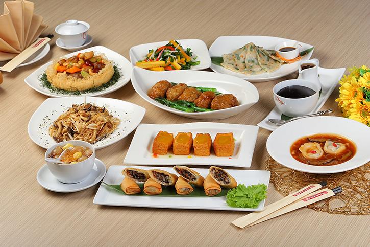 ฮ่องกง ฟิชเชอร์แมน ต้อนรับเทศกาลกินเจด้วยหลากหลายเมนูเจสไตล์ฮ่องกงที่ดีต่อสุขภาพ