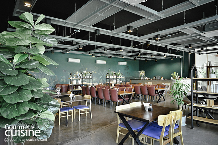 Palette Table ร้านอาหารโฮมเมดไทยเทศแสนอบอุ่นในซอยโยธินพัฒนา