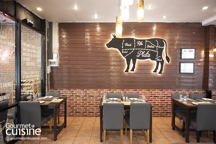 SAHA Steak and Butcher ร้านสเต๊กย่านลาดพร้าวที่เลือกใช้แต่เนื้อไทยล้วน ๆ
