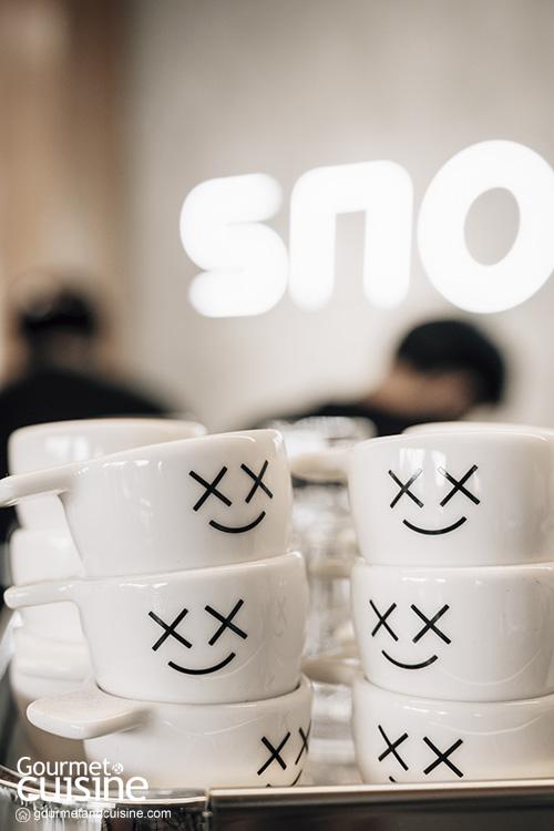 SNOG XX คาเฟ่สุดเท่ย่านรามอินทราที่เป็นสวรรค์สำหรับคอกาแฟ